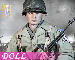 DL2285 1/6 WWII U.S.Army Suit (DOLL)