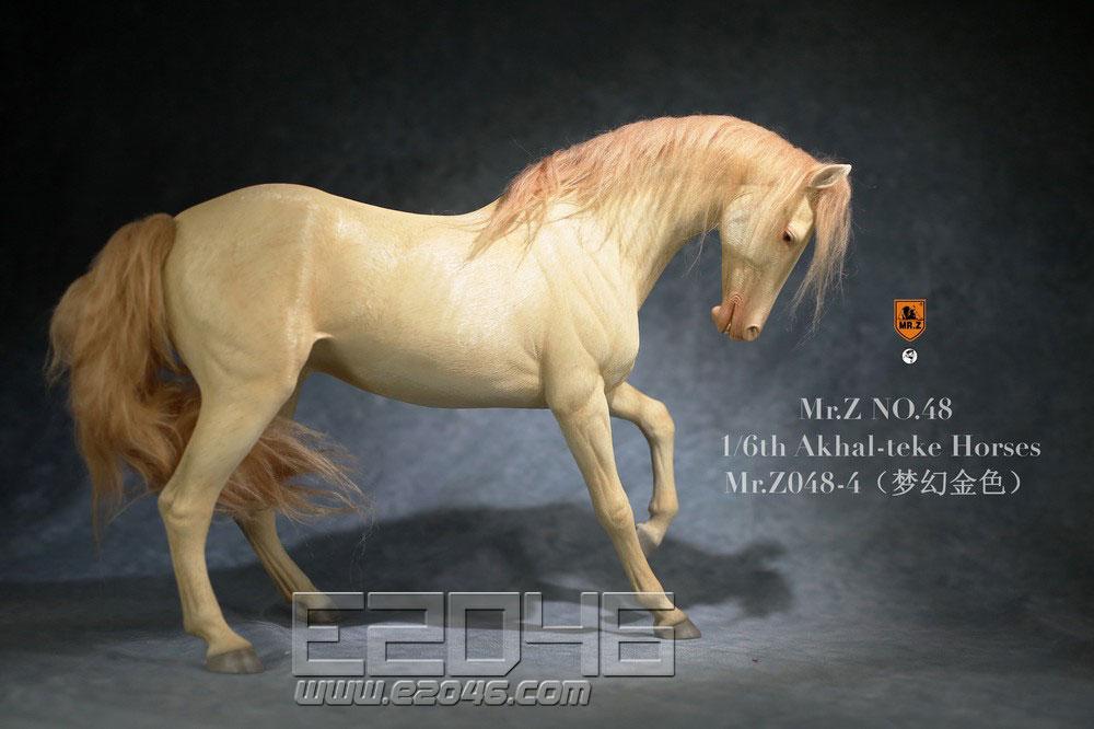 Akhal Teke Horses D (DOLL)