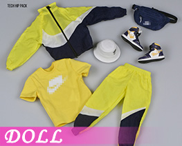 DL4157 1/6 Trendy Sports Suit B (DOLL)