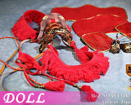 DL3621 1/6 Harness (DOLL)