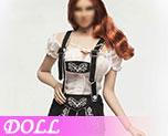 DL1003 1/6 Beer Festival Girls Short Pants Set A (Doll)