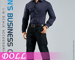 DL4909 1/6 Men's Business Casual Costume Set B (DOLL)
