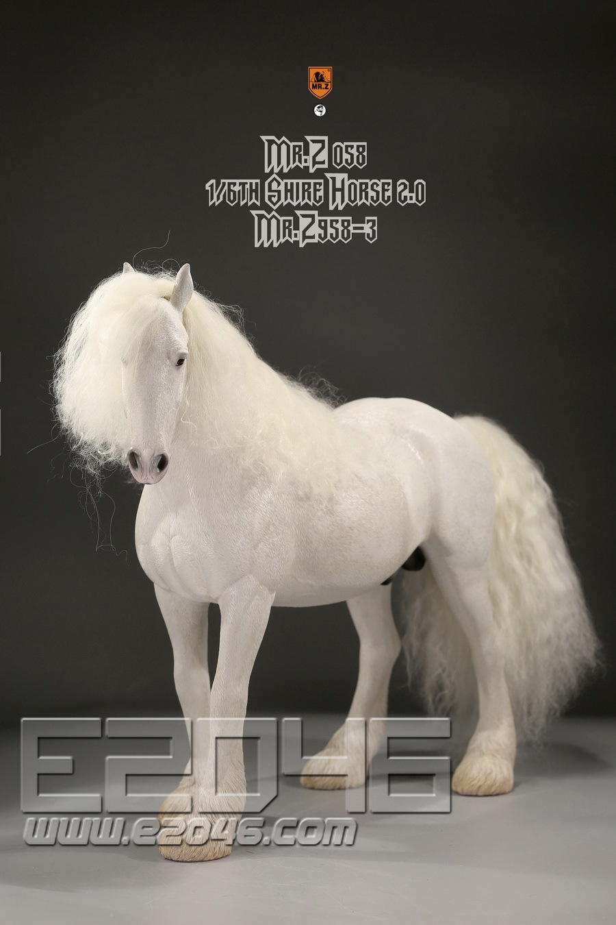 Shire Horse 2.0 C (DOLL)