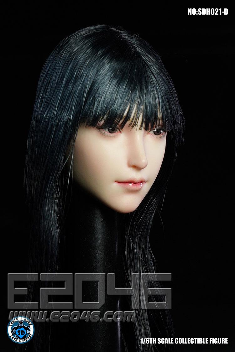 Female Head D (DOLL)