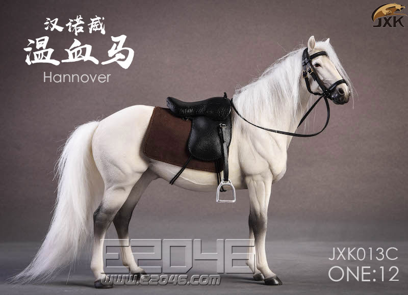 Hanover Warm-blooded Horse C (DOLL)