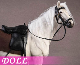 DL1915 1/12 Hanover Warm-blooded Horse C (DOLL)