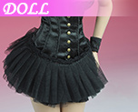 DL0393 1/6 Sexy Basque corset Dress A (Dolls)