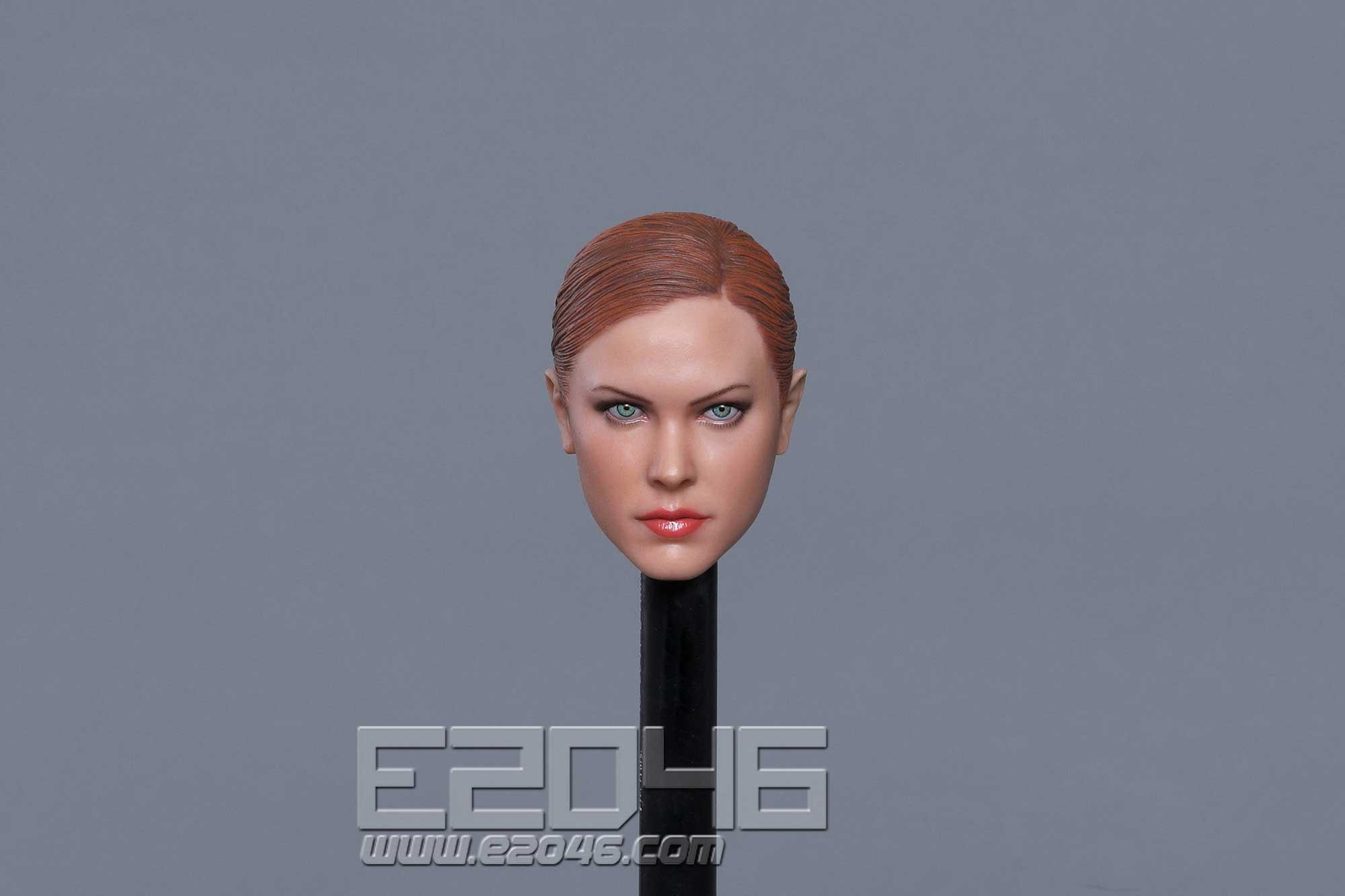 European beauty killer head A (DOLL)