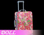 DL1034 1/6 Multi-Functional Travel Trolley Case B (Doll)