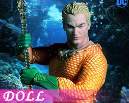 DL1894 1/12 Aquaman (DOLL)