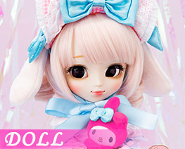 DL3495  My Melody Pink Version (DOLL)