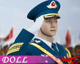 DL2837 1/6 Honor Guard Air Force (DOLL)