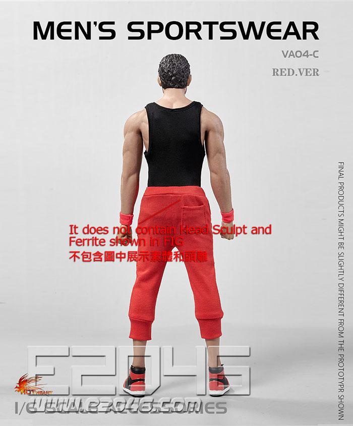 Mens Sportswear C (DOLL)