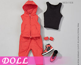 DL2841 1/6 Mens Sportswear C (DOLL)