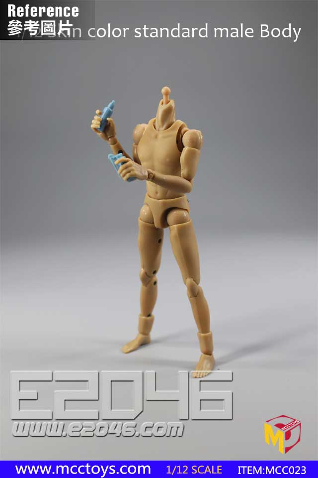 Standard Male Body 1.0 (DOLL)