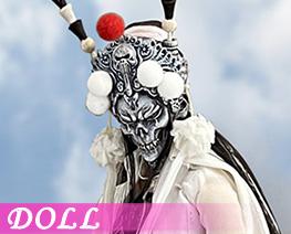 DL5070 1/6 屍魔白骨夫人豪華版 (人偶)