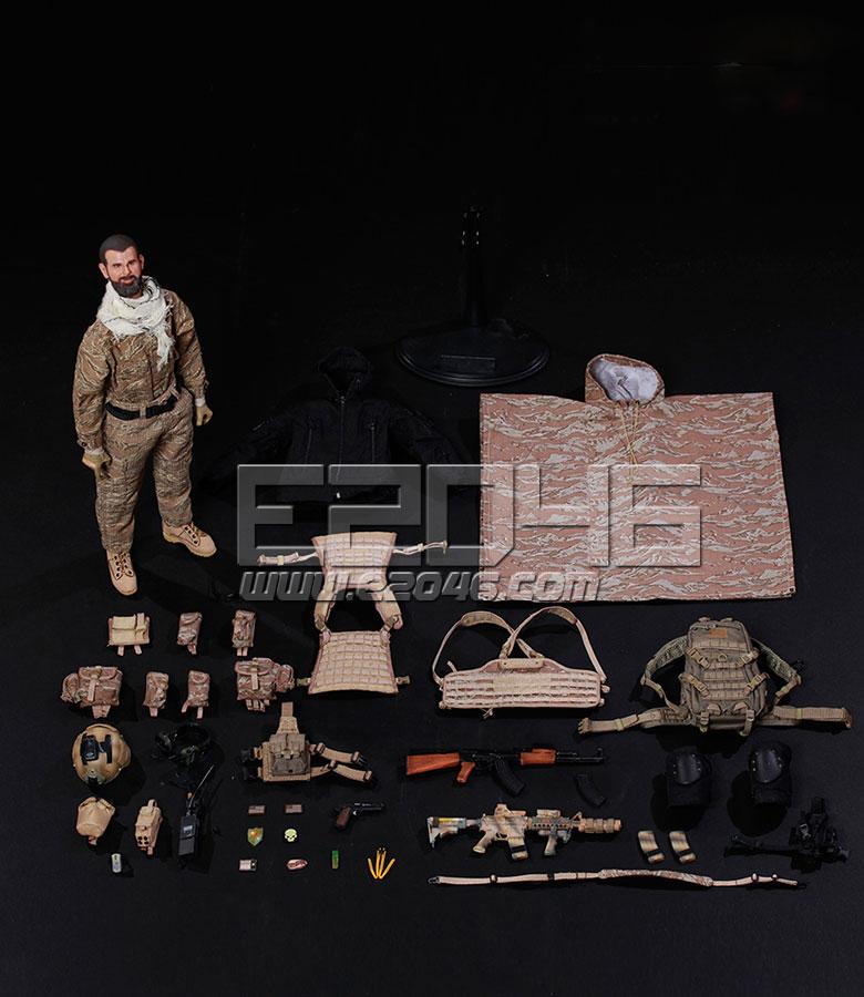 Member of the revenge investigation team (Doll)