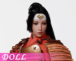 DL3917 1/6 Takeda Shingen Side Room Badong Standard Version (DOLL)