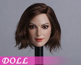 DL1338 1/6 Beauty Head Carving B (Doll)