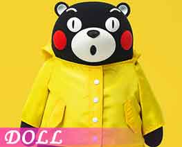 DL1822  Kumamon A (DOLL)