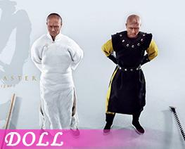 DL4173 1/6 Kung Fu Master (DOLL)