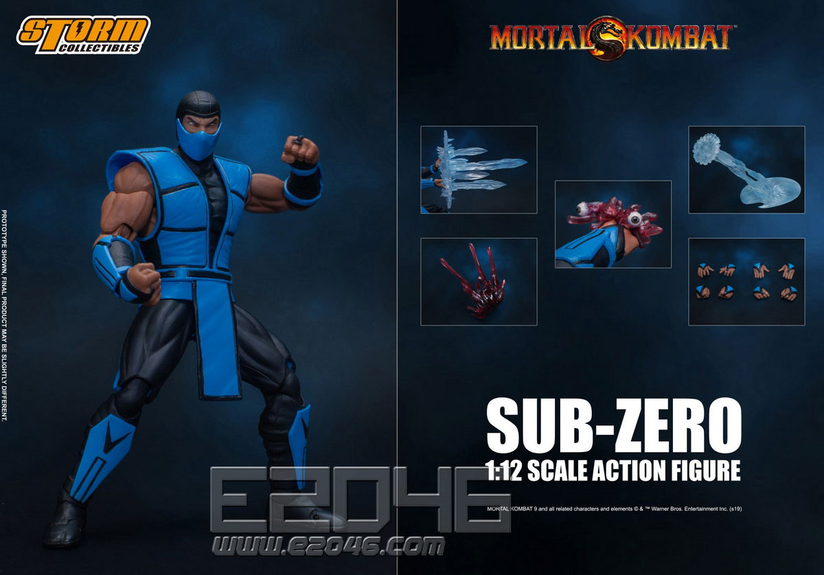 Sub-Zero (DOLL)