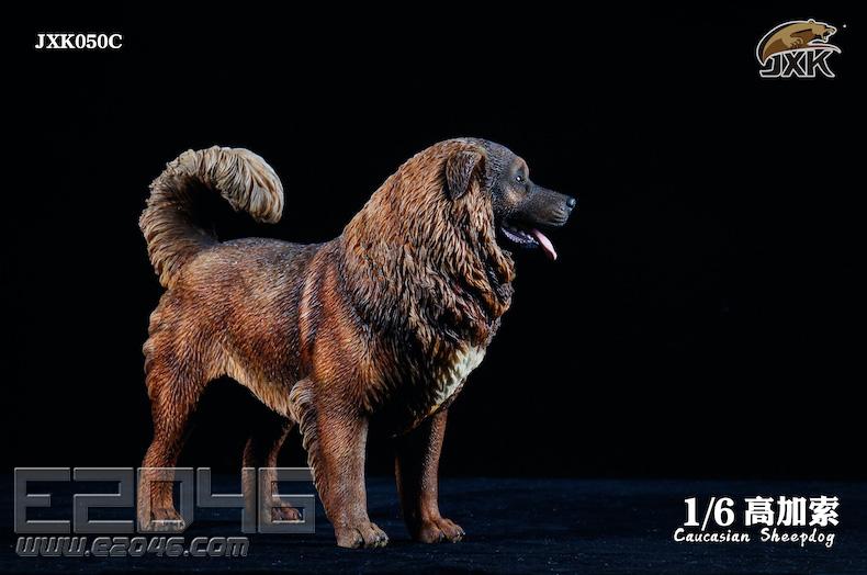 Caucasian Shepherd C (DOLL)