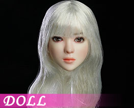 DL1892 1/6 Movable Female Head B (DOLL)