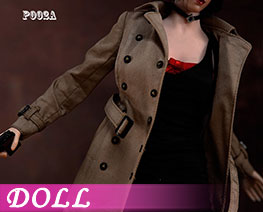 DL2260 1/6 Female Agent Suit A (DOLL)