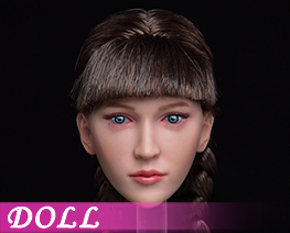 DL3832 1/6 Calm Expression Female Head B (DOLL)