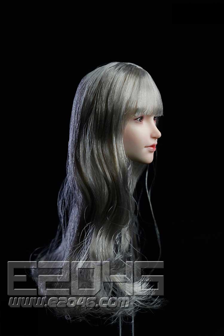 Female head C (DOLL)