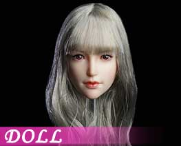 DL1746 1/6 Female head C (DOLL)
