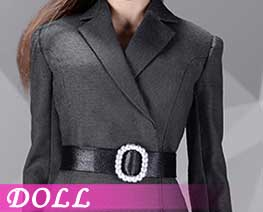 DL2336 1/6 女士西服套装裙装款 B (人偶)