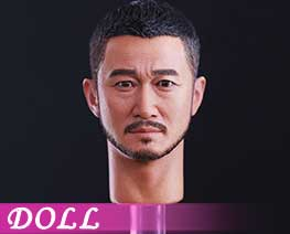 DL1813 1/6 Asian tough head (DOLL)