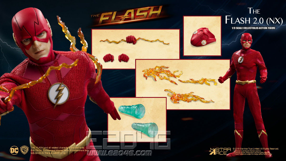 The Flash 2.0 Normal Version (DOLL)