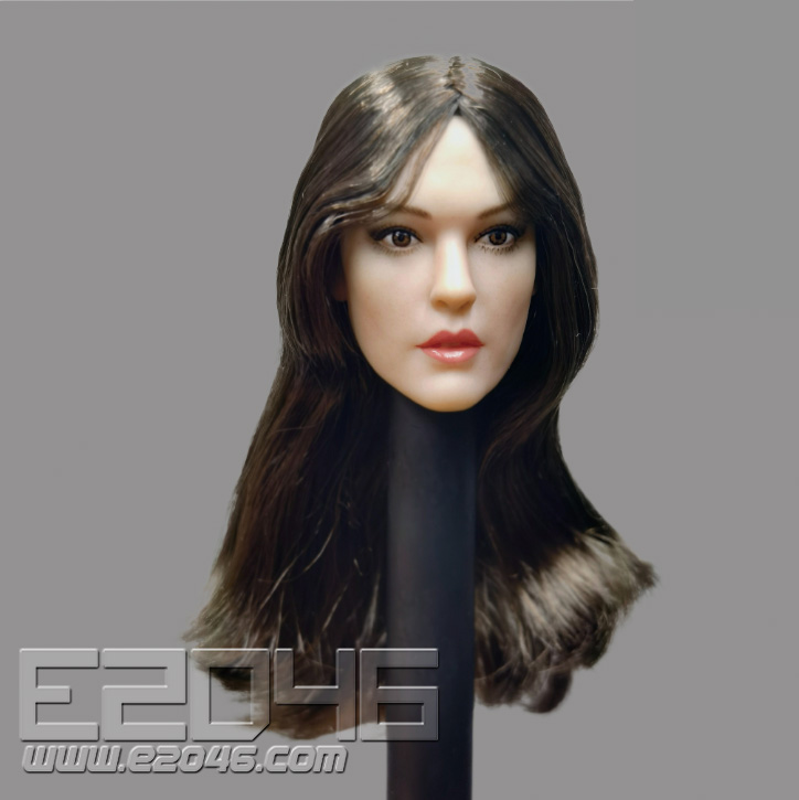 European Beauty Head Sculpture A (DOLL)