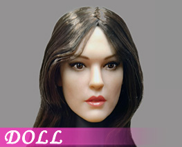 DL4586 1/6 European Beauty Head Sculpture A (DOLL)