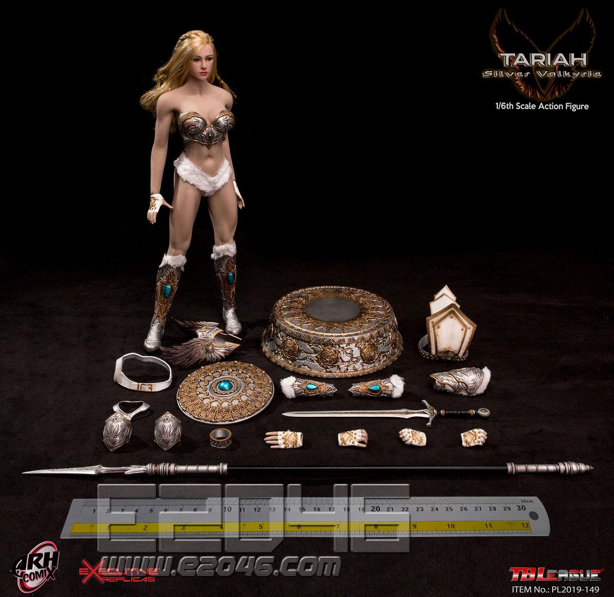 Tariah Silver Valkyrie (DOLL)