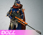 DL0856 1/6 Female hunter (Doll)
