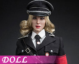 DL3503 1/6 Female Officer (DOLL)