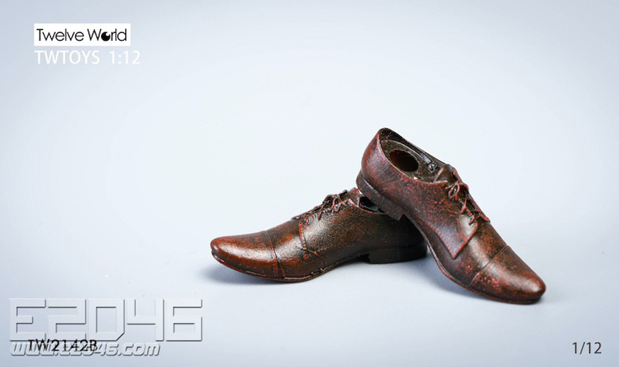 Men's leather Shoes B (DOLL)