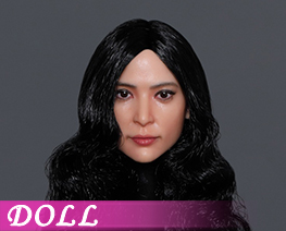 DL4028 1/6 亚洲美女头雕 D (人偶)