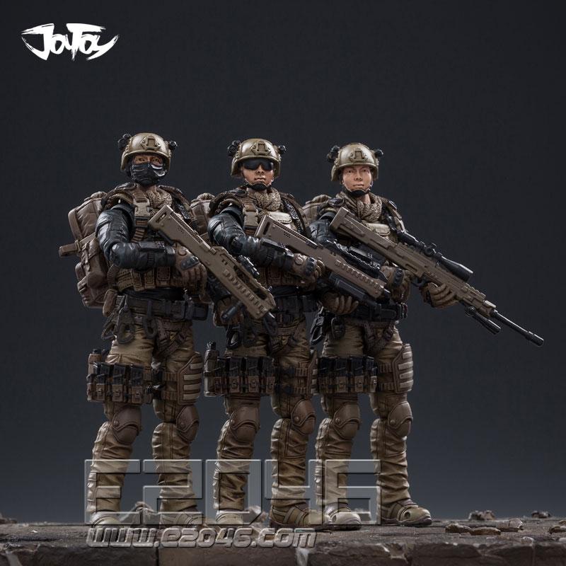 PLA Marine Oorps Overseas Operations Team (DOLL)