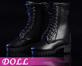 DL1792 1/6 Leather boots A (DOLL)