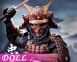 DL2324 1/6 Devoted Samurai Deluxe Version (DOLL)