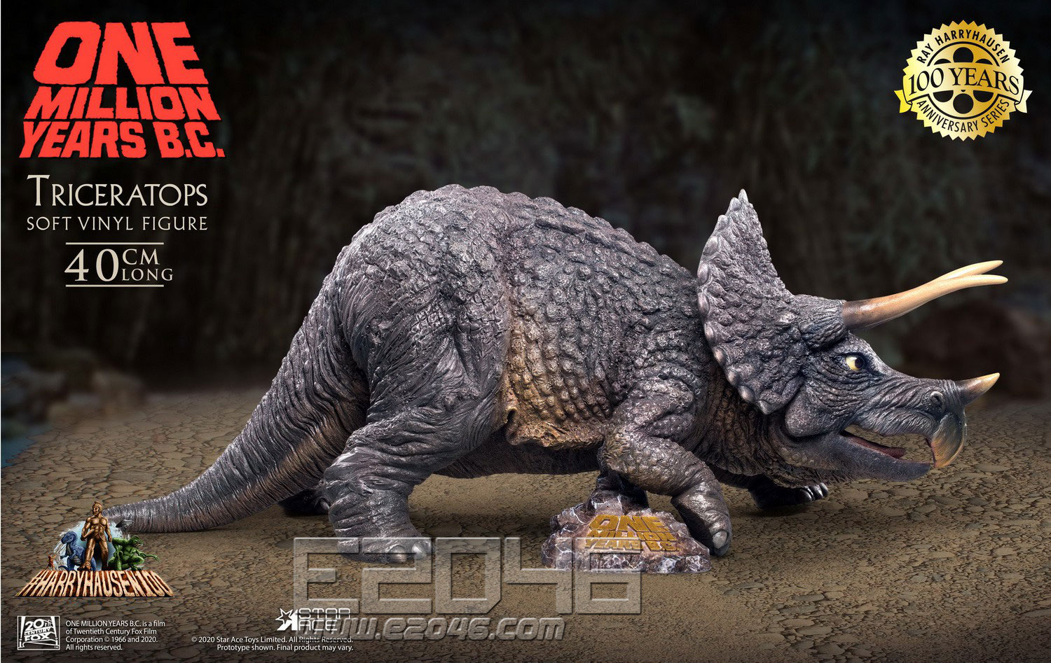 Triceratops (DOLL)