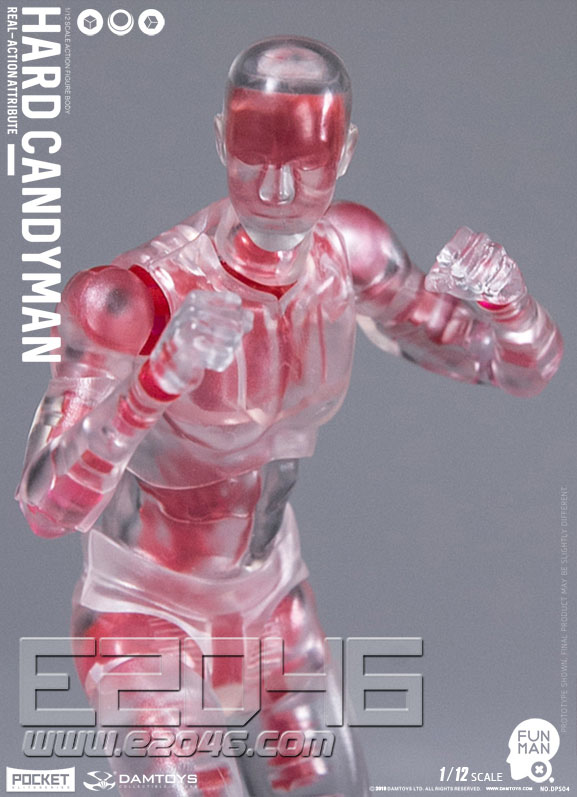 Hard Candyman (DOLL)