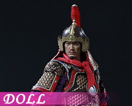 DL1837 1/6 General Of Han Regular Version (DOLL)