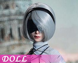 DL4962 1/6 Cyborg Pajamas Version Costume Set (DOLL)