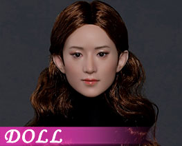 DL3483 1/6 Asian Beauty Head A (DOLL)
